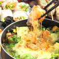料理メニュー写真チーズ味噌タッカルビ