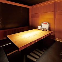 【個室席】プライベート空間でおくつろぎいただける個室のご用意あります。