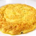 料理メニュー写真トルティージャ・デ・パタタス(ジャガイモのスペインオムレツ)Tortilla de Patatas