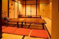 大人数の宴会は座敷個室で!!15名様から貸し切り可能な個室座敷です☆最大25名様まで対応可能。大人数の宴会ご予約はお早目に♪