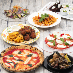 ロジック LOGIC Trattoria Pizzeria お台場の特集写真