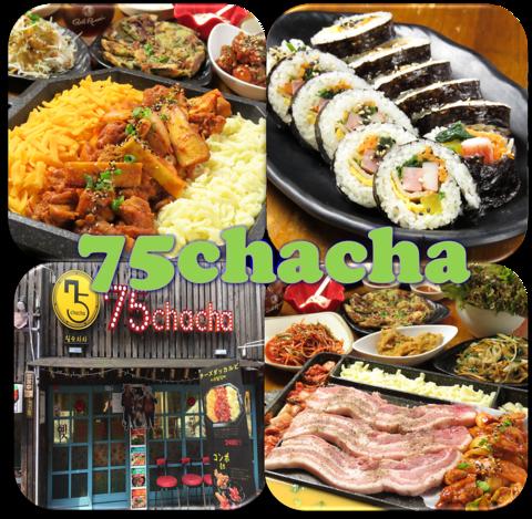 75chacha 新大久保2号店