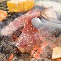 本格炭火焼肉