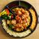 料理メニュー写真骨付きチキンチーズタッカルビ