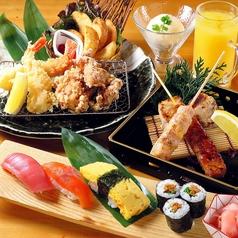 日本海庄や 大崎店のコース写真