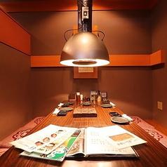 【2名~6名までの完全個室】誕生日・記念日・ご家族でのご利用にも最適な完全個室をご用意しております。