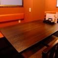 1階席 4名様テーブル席