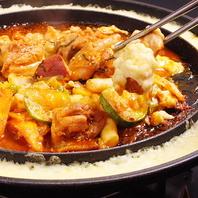 本場韓国料理を堪能!