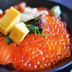 松山漁港直送鮮魚の海鮮丼