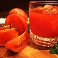 野菜のお酒、果実のお酒、豊富にご用意しております☆