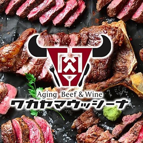 居酒屋 熟成肉バル ワカヤマウッシーナ 和歌山駅前