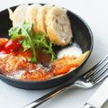 料理メニュー写真カチョカヴァッロのグリル