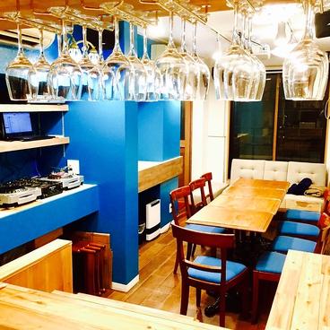 カプリ食堂 五条の雰囲気1
