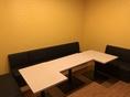 10~12名様用の個室です♪こちらは二次会などにも、ご利用いただけます!広く使えてのびのびできます。思う存分、楽しく歌ってください♪