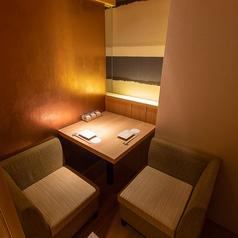 2名様でご利用頂ける完全個室を完備!デートやお友達とのお食事にどうぞご利用下さいませ。その他、最大32名様までご利用頂ける宴会個室もご用意しております。お得な2時間飲み放題付き宴会コースも多彩にご用意!横浜エリアでのご宴会に♪