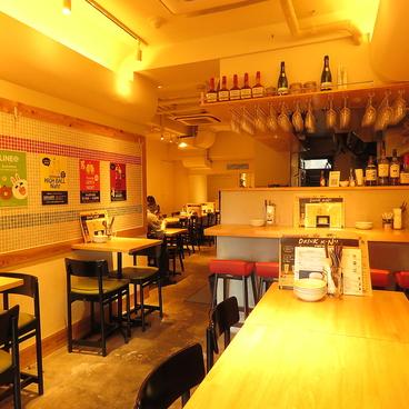WAIGAYA ワイガヤ 新宿十二社通り店の雰囲気1