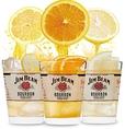「ジムビーム」の新しい飲み方として注目が高いのが、「シトラスハイボール」!レモン、オレンジなど柑橘系のフレッシュフルーツの果汁を「ギュッ」と搾ったビームハイボールの新しいスタイル。フルーティーな味わいで、女性やバーボン初心者の方にも◎