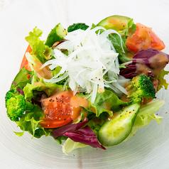 ごろごろ野菜のざっくりサラダ