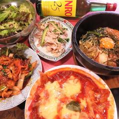 韓韓麺 亀有店の写真