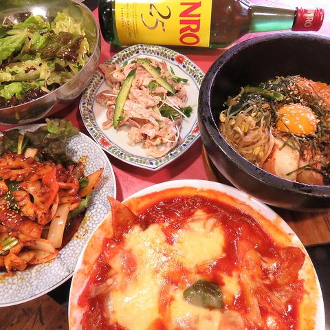韓韓麺 亀有店