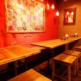 アジアンテーブル リンク asian table LiNCUE 南船場店の雰囲気3