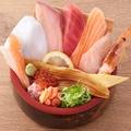 料理メニュー写真特上海鮮丼