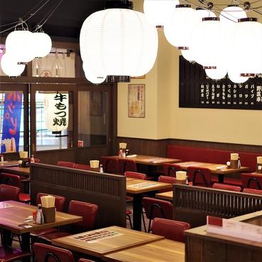 和牛もつ焼酒場 大八 ダイバーシティ東京プラザの雰囲気1