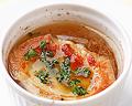料理メニュー写真オニオングラタンスープ