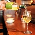 ☆串あんのワインはすべて有機ワイン☆赤 白 共に常時3種類☆★入荷状況により変更致します。グラスワインは490円均一!すべて有機ワインになります。