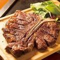 料理メニュー写真【数量限定】Tボーンステーキ(1ポンド)