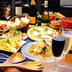 ワイン食堂バル パッチョ 研究学園店の特集写真