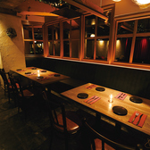 4名様テーブル席♪