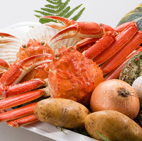 ◆◇3月1日~は北海道フェア開催◆◇今年はオーダー料理の種類が豊富!