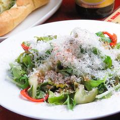 料理メニュー写真シンプルサラダ [S]
