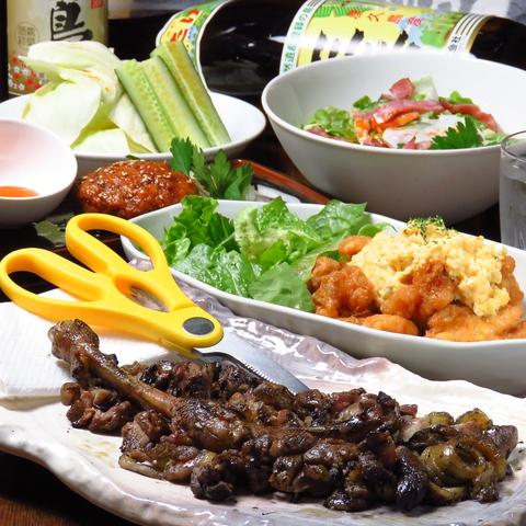 【門前仲町駅 1分】【貸切25名様までOK】宮崎産の郷土料理を味わえる♪