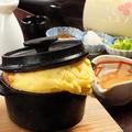 料理メニュー写真南部鉄で焼く ふわトロ玉子のスフレ