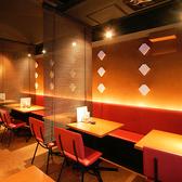 tokyo 和彩 dining 桜撫子の雰囲気2