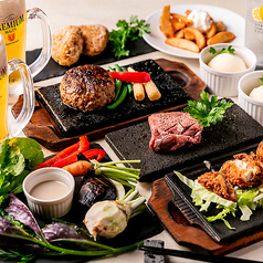 溶岩焼肉ダイニング bonbori 渋谷宮益坂店のおすすめ料理1