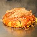 料理メニュー写真出汁を利かせた【おぜさん】オリジナルの味付け『豚玉』