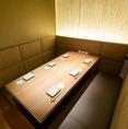 和モダンな情緒溢れる宴会個室を完備!静かで寛げる完全個室。仲間内の飲み会や会社宴会、ご接待などシーンに合わせてお部屋をご用意致します。ご希望のお部屋がありましたらご予約時にお伝え下さいませ。横浜での宴会・飲み会・女子会・合コン・接待などあらゆるシーンでご利用下さいませ!