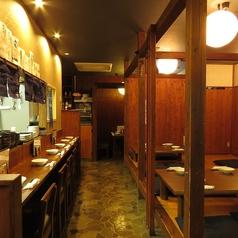 天ぷら居酒屋 朱々 浜口店の雰囲気1