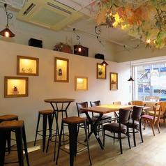Cafe de nauraの雰囲気1