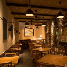 クラフトビアキッチン 自由ヶ丘店の雰囲気1