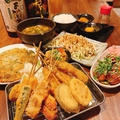 料理メニュー写真七福セット