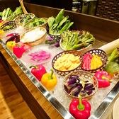 スープカレーと季節野菜ダイニング 彩 いろどりの雰囲気3