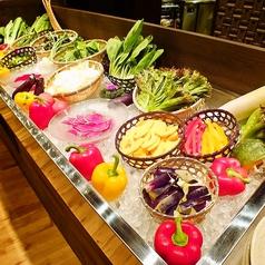 季節野菜ダイニング 彩の雰囲気1
