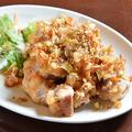料理メニュー写真油淋鶏(ユーリンチー)