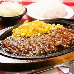 料理メニュー写真3.牛カルビ焼き