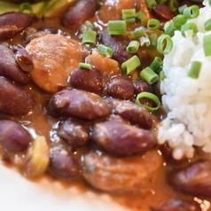 料理メニュー写真ルイジアナ風レッドビーンズ&ライス(レギュラーサイズ)