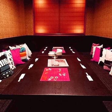 N's KITCHEN 個室×肉=至福空間 きざみの雰囲気1